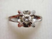 リフォーム婚約指輪からネックレス