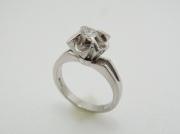 リフォーム婚約指輪からカジュアルリング